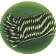 Glow-In-The-Dark 3-Strands Twisted Rope